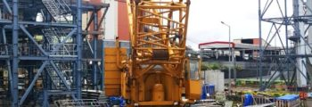 Purchase of 300 Tons Crawler Crane